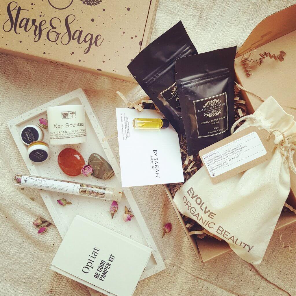 stars & sage eco mailer box
