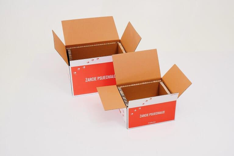 Jak zapakuj.to zaprojektowało ekologiczny termobox do wysyłki żywności – PsiBufet Case Study